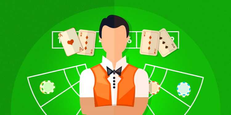 Poker dealer how to